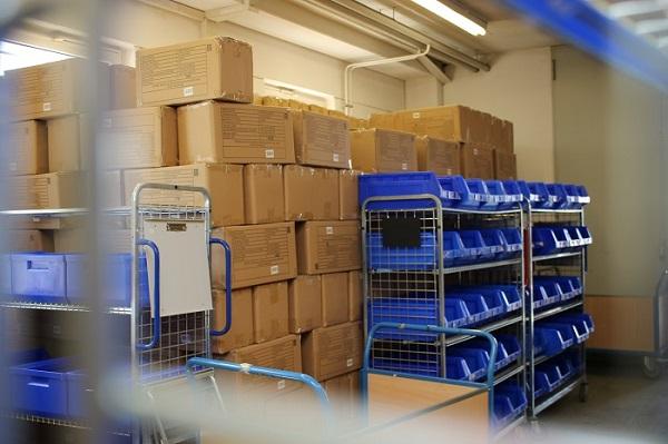 Individuelle Logistiklösungen